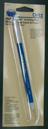 Mark be Gone Quilt Marking Pen - Longarm Quilting Supplies