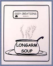 Longarm Soup - Diana Phillips - Quilt Book