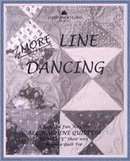 Line Dancing - More Line Dancing - Diana Phillips - Quilt Book